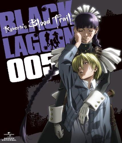 3 Black Lagoon - Roberta's Blood Trail