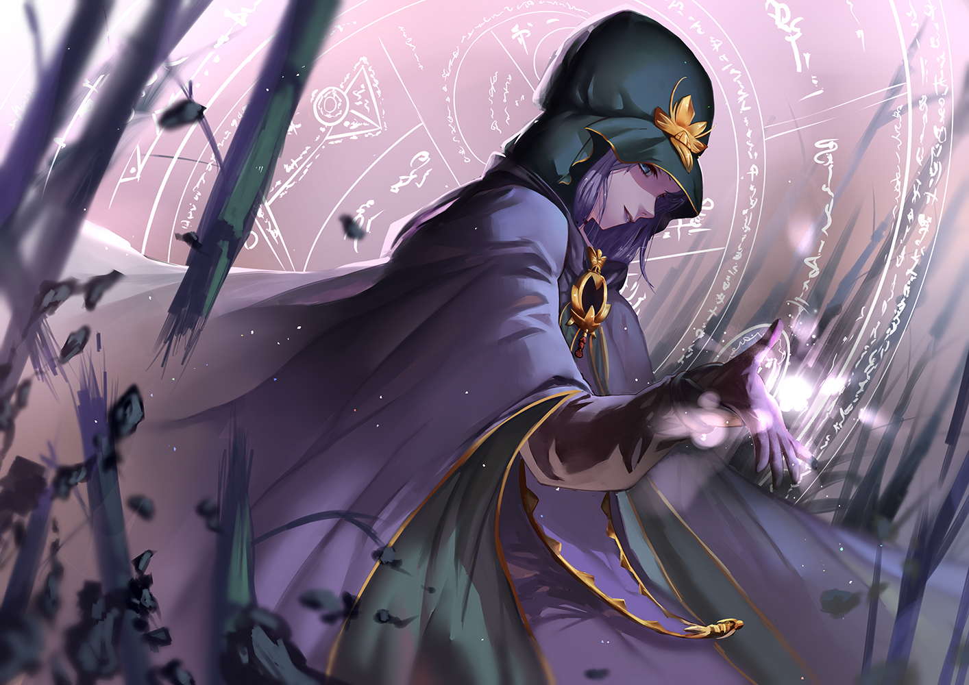 Caster Fate Stay