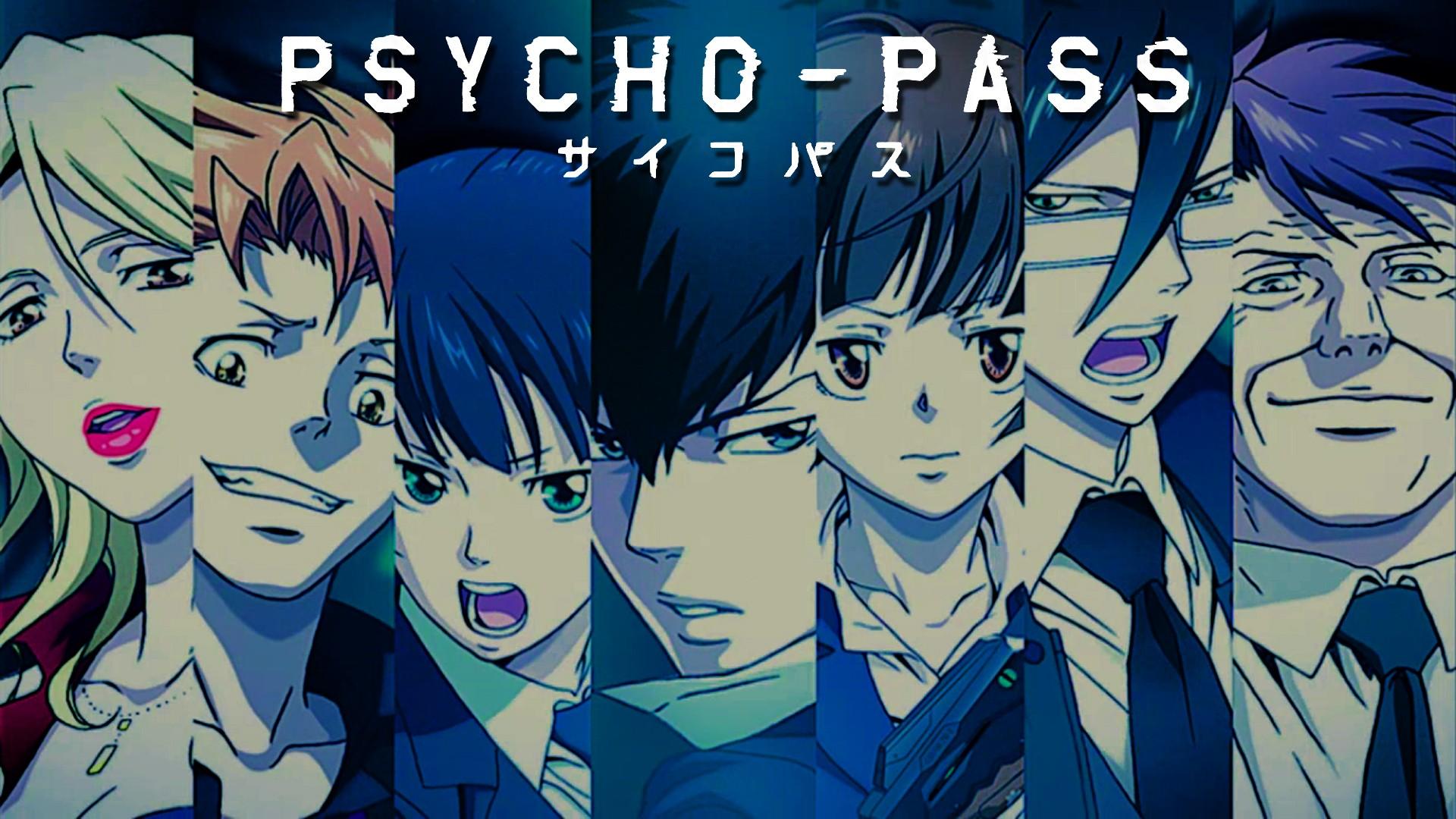 12 Psycho-Pass