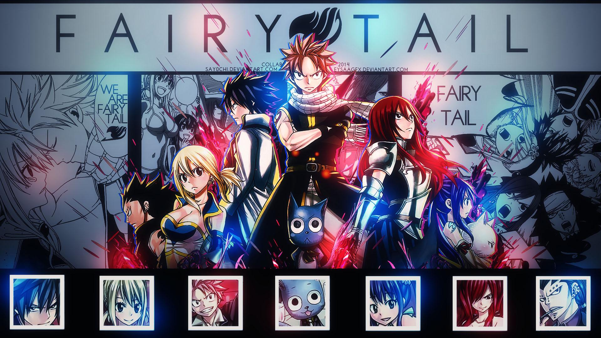 20 Fairy Tail