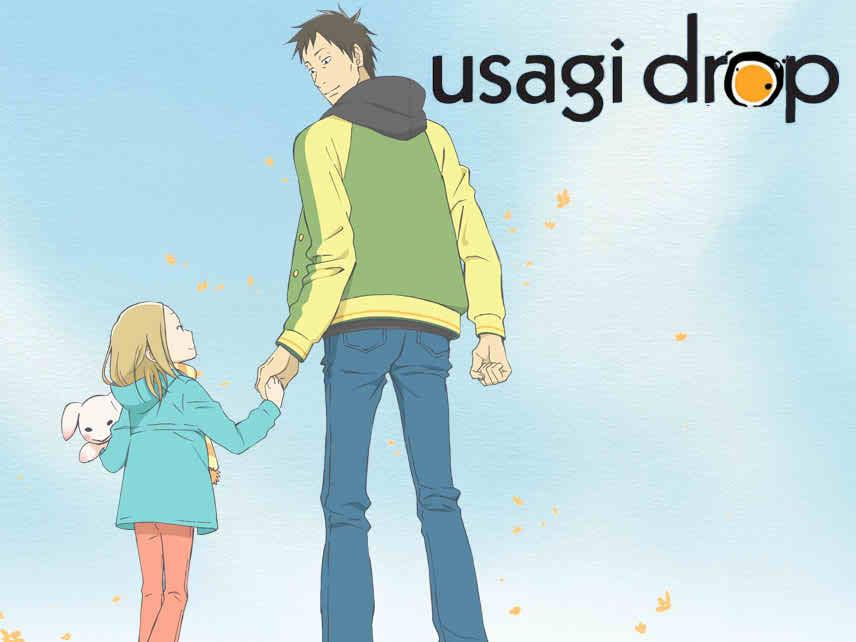 28 Usagi Drop