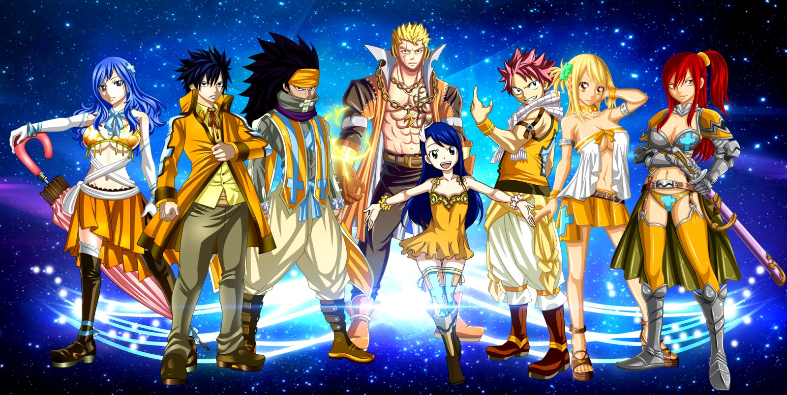35 Fairy Tail