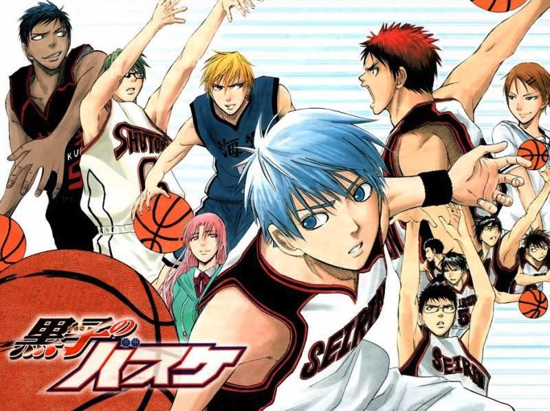 7 Kuroko no Basket