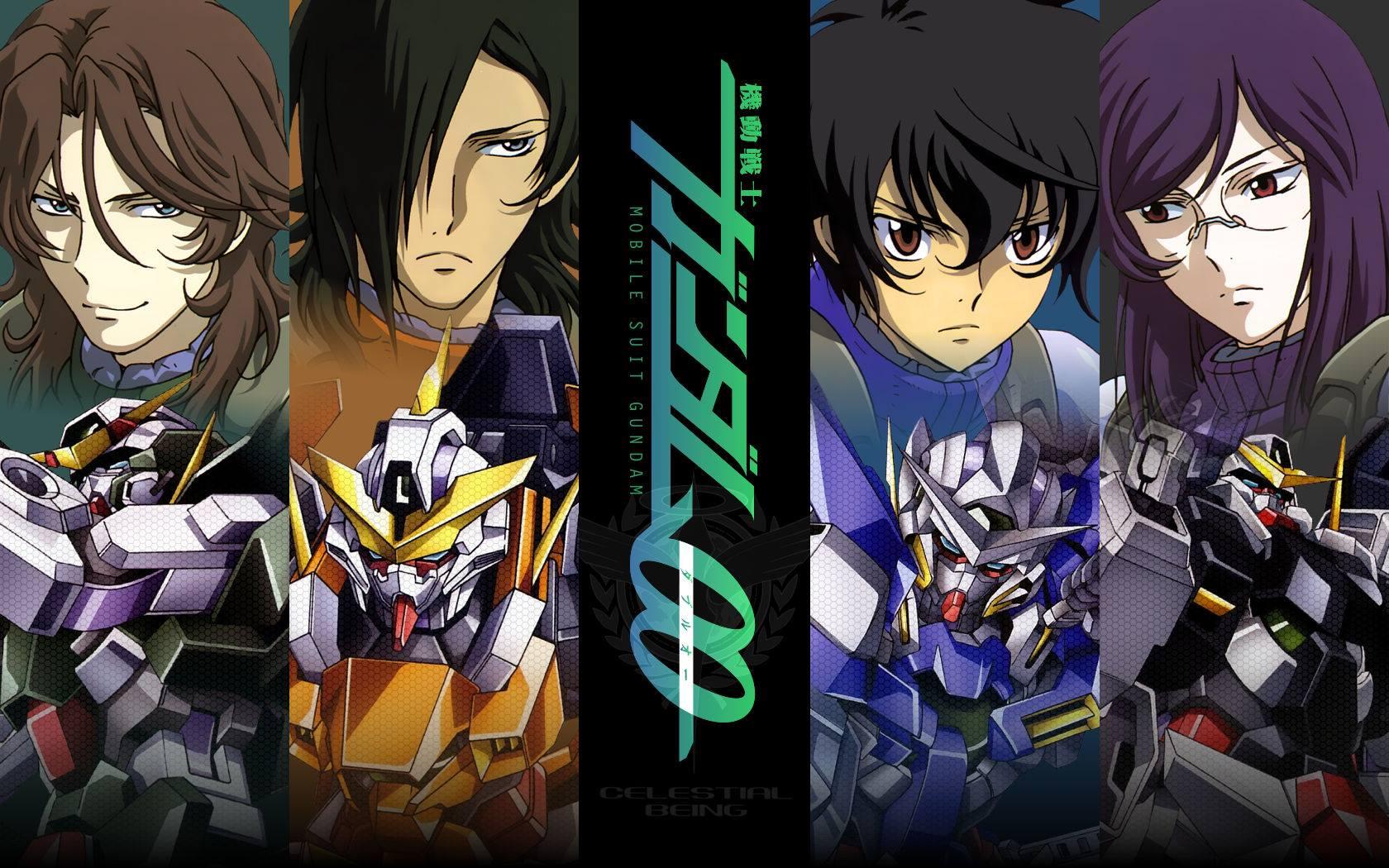 Gundam 00 1
