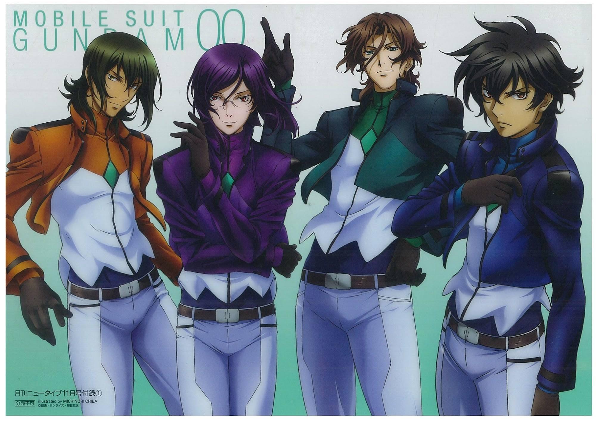 Gundam 00 2