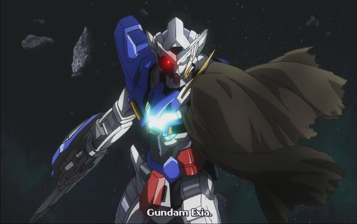 Gundam 00 4
