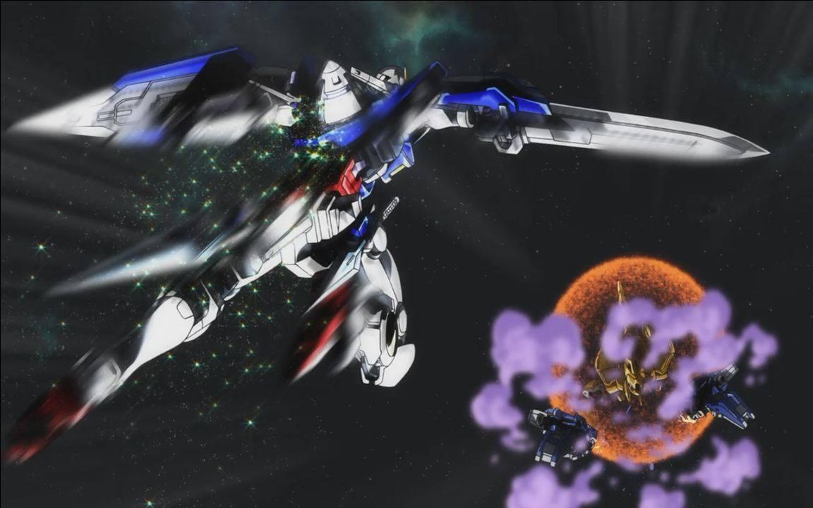Gundam 00 5