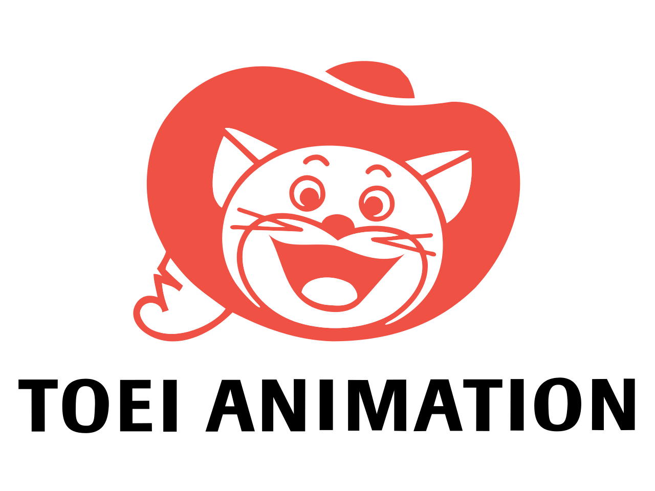 1. Toei Animation logo