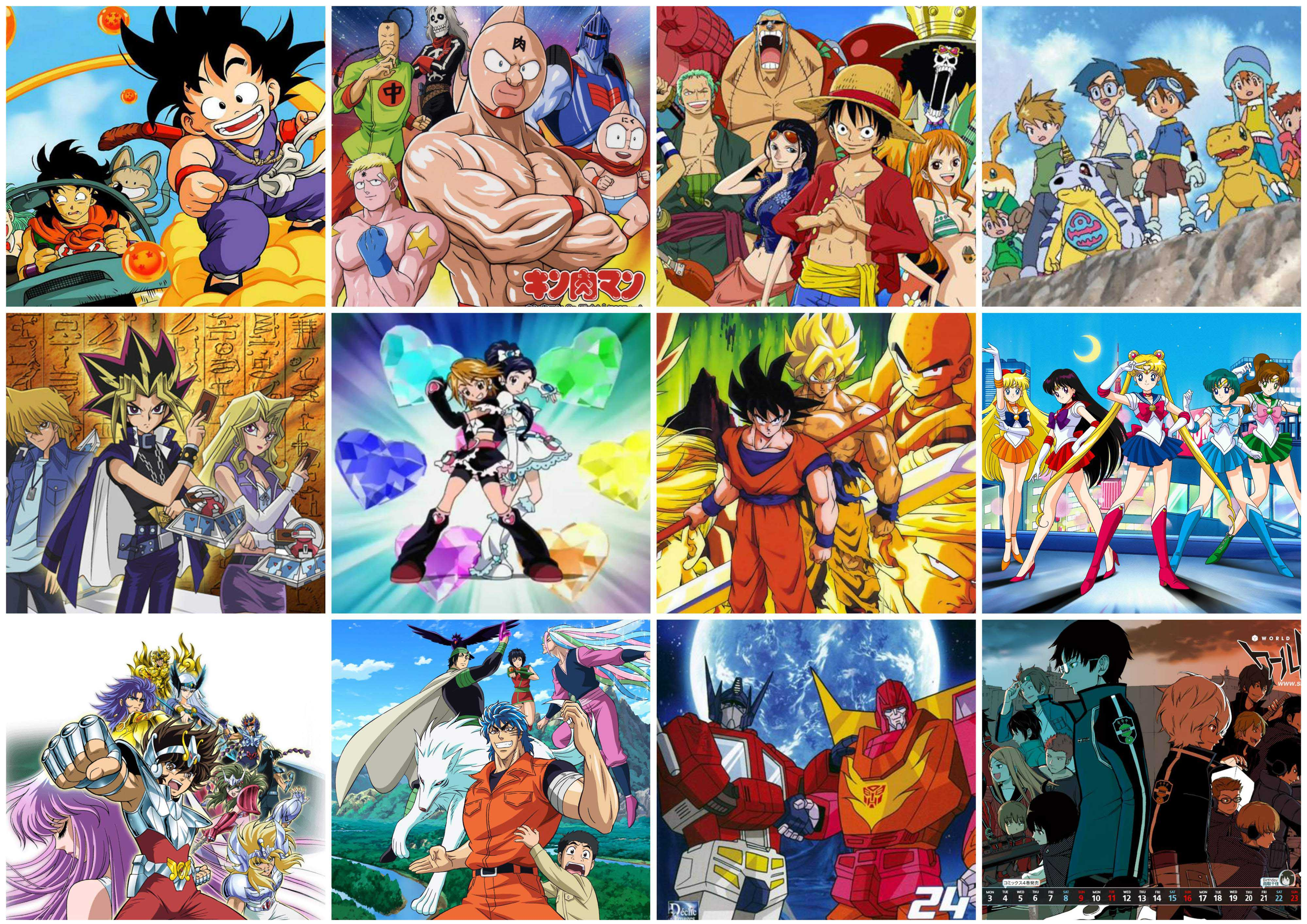 4. Toei Big Shots