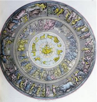 শিল্পীর কল্পনায় অ্যাকিলিসের শিল্ড