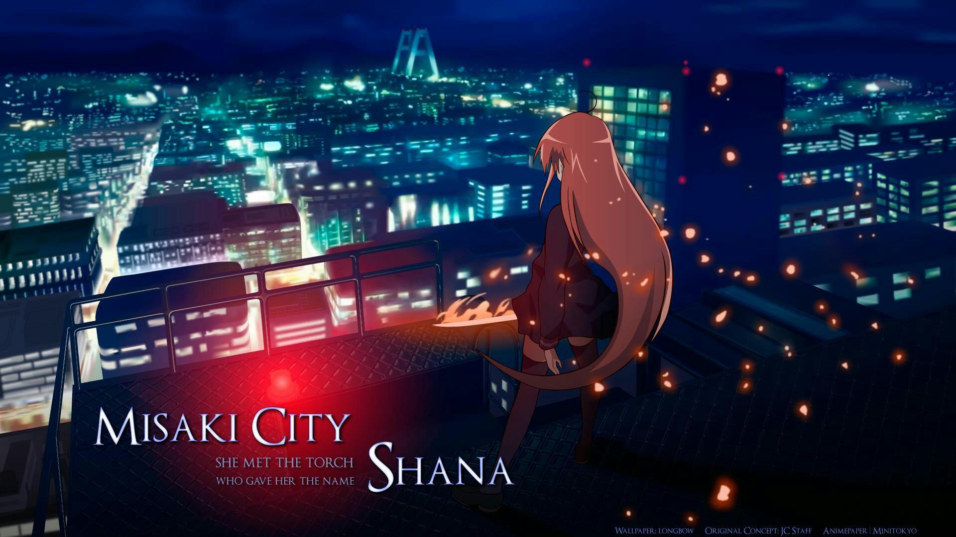 Shakugan no Shana 1