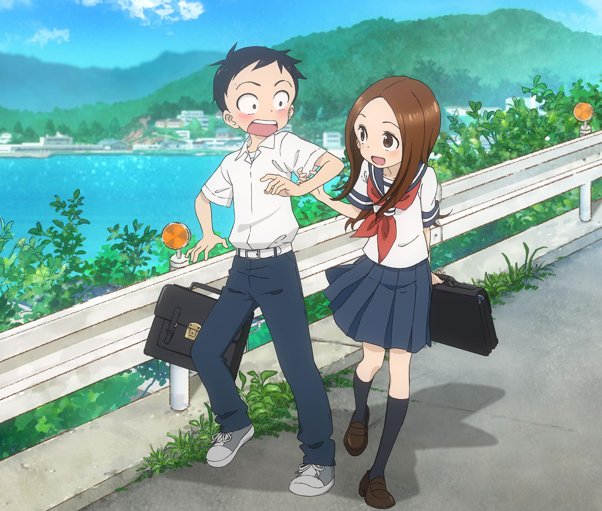 6. Fahim - Karakai Jouzu no Takagi-san 2